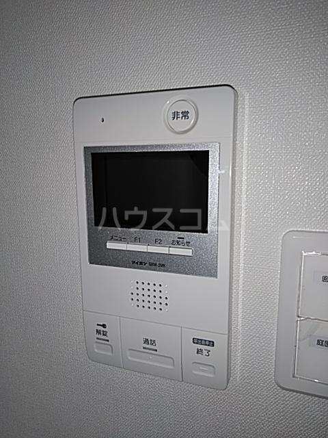 フェルクルールプレスト都立大学 205号室のセキュリティ