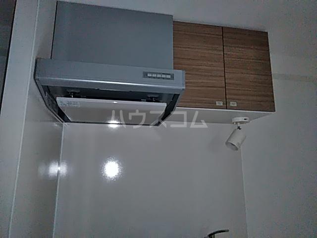 フェルクルールプレスト都立大学 207号室のキッチン