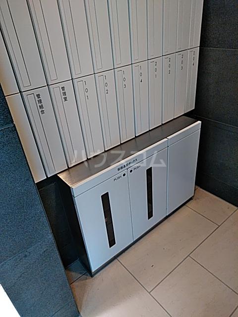 フェルクルールプレスト都立大学 307号室の設備