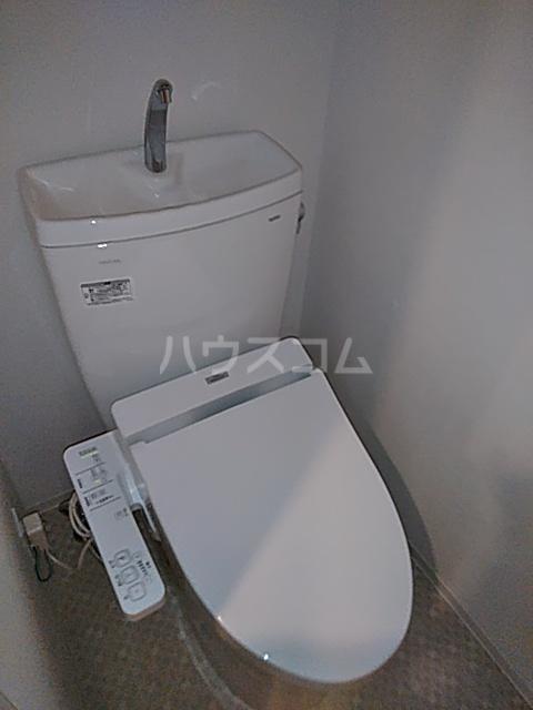 フェルクルールプレスト都立大学 307号室のトイレ
