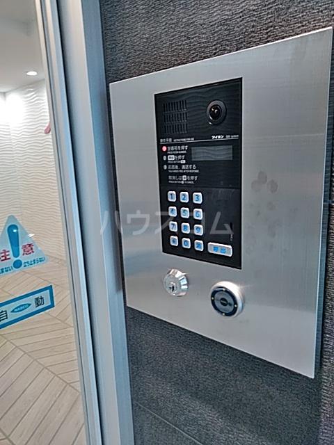 フェルクルールプレスト都立大学 405号室のセキュリティ