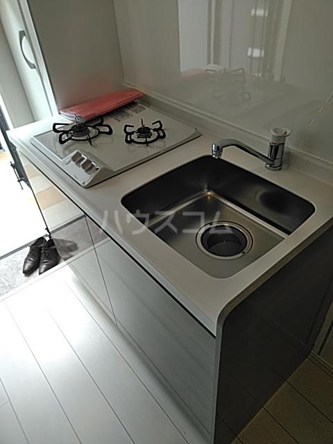 ミハス奥沢 101号室のキッチン