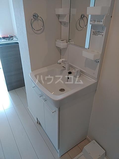 ミハス奥沢 101号室の洗面所
