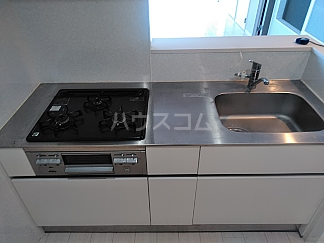 パークサイドレジデンス 607号室のキッチン