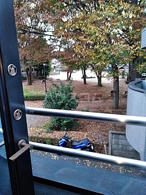 プリミネンス駒沢 B号室の景色