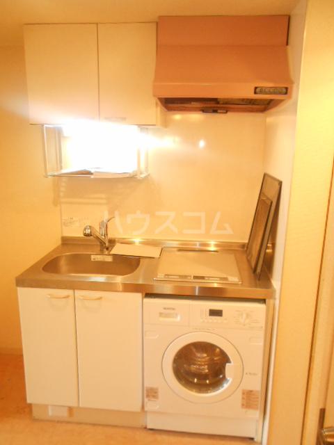 HF駒沢公園レジデンスTOWER 403号室のキッチン