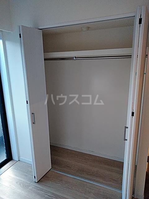 ヨークレジデンス 204号室の収納