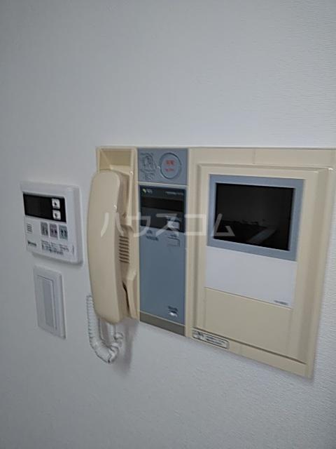 ヨークレジデンス 204号室のセキュリティ