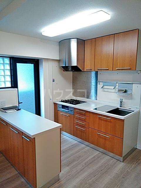 ヨークレジデンス 204号室のキッチン