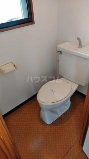 カーサエステレーヤ 305号室のトイレ