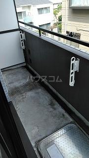 カーサエステレーヤ 305号室のバルコニー