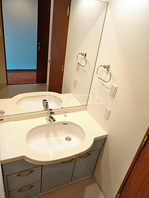 グランハイツ池尻 413号室の洗面所
