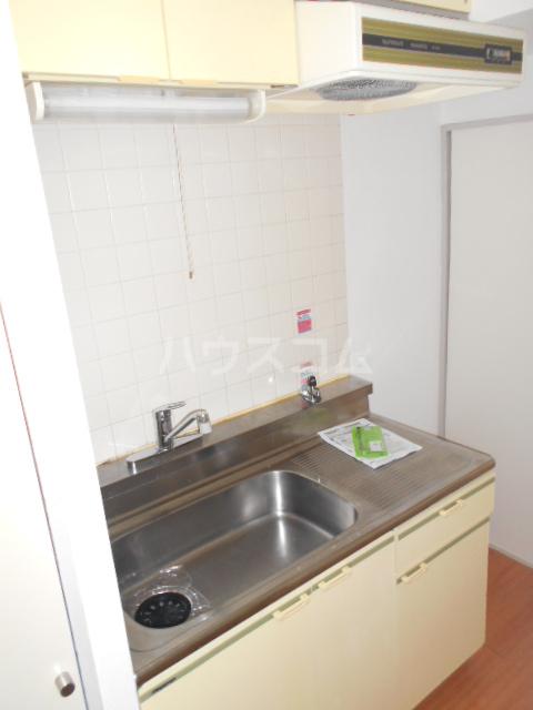 ハナブサマンション 303号室のキッチン