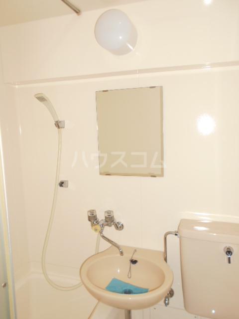 ハナブサマンション 303号室の洗面所