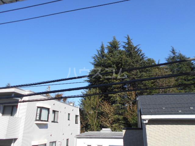 ハナブサマンション 303号室の景色