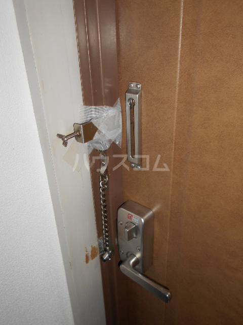 ハナブサマンション 303号室のセキュリティ
