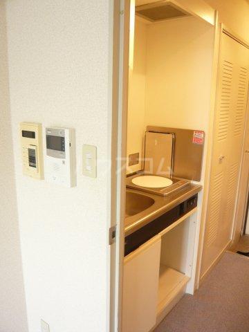 日神パレステージ三軒茶屋 409号室のキッチン