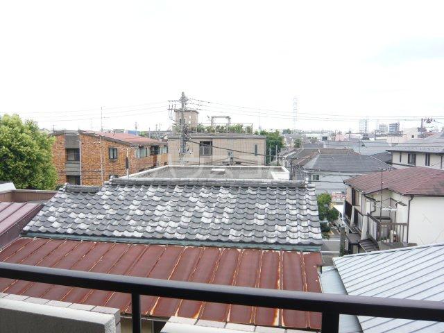 日神パレステージ三軒茶屋 409号室の景色