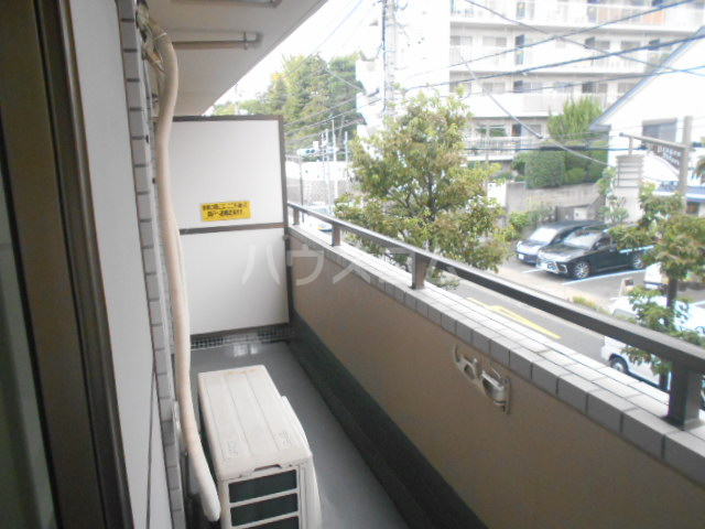 パストラル野沢壱番館 203号室のバルコニー