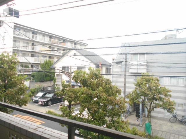 パストラル野沢壱番館 203号室の景色