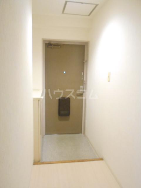 パストラル野沢壱番館 203号室の玄関