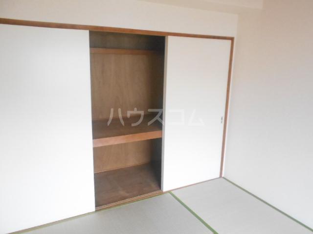 パストラル野沢壱番館 203号室の収納