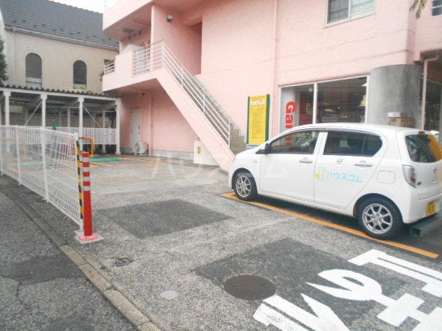 パストラル野沢壱番館 203号室の駐車場