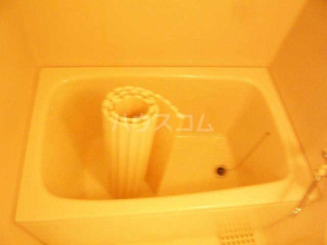 パストラル野沢壱番館 205号室の風呂