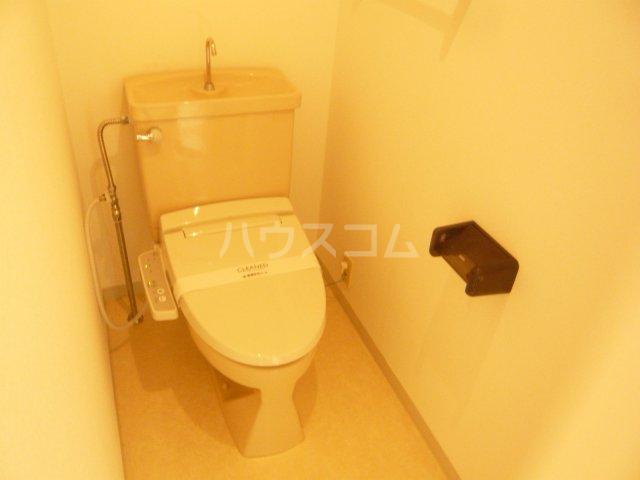 パストラル野沢壱番館 205号室のトイレ