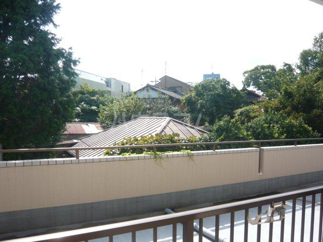パストラル野沢壱番館 205号室の景色
