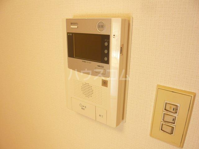 パストラル野沢壱番館 205号室のセキュリティ