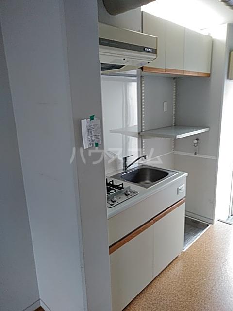 駒沢ハイツ 302号室のキッチン