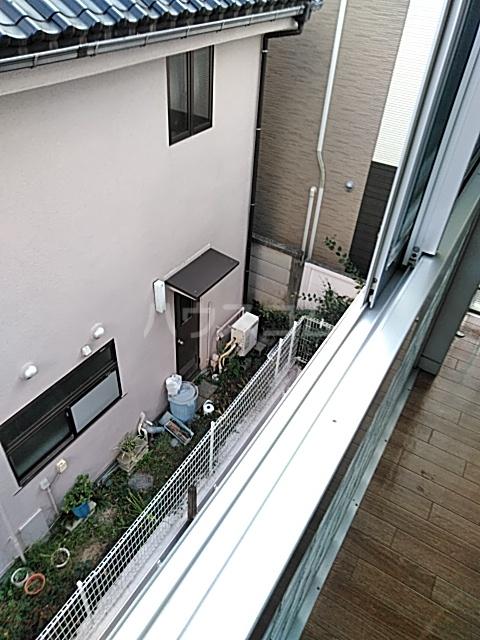 駒沢ハイツ 302号室のバルコニー