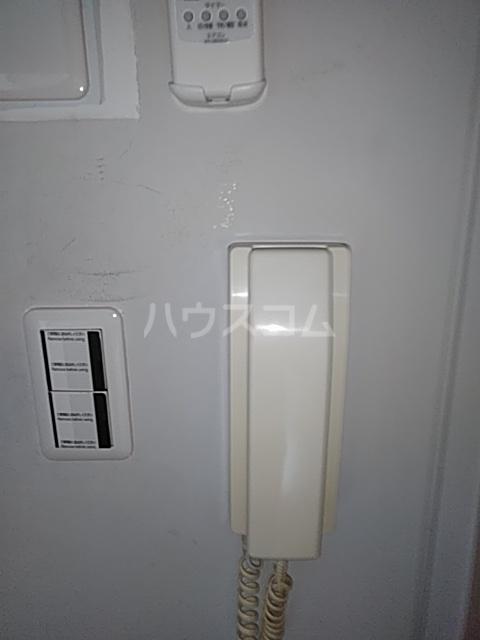 駒沢ハイツ 302号室のセキュリティ