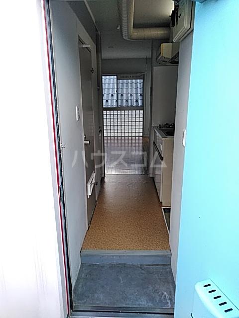 駒沢ハイツ 302号室の玄関