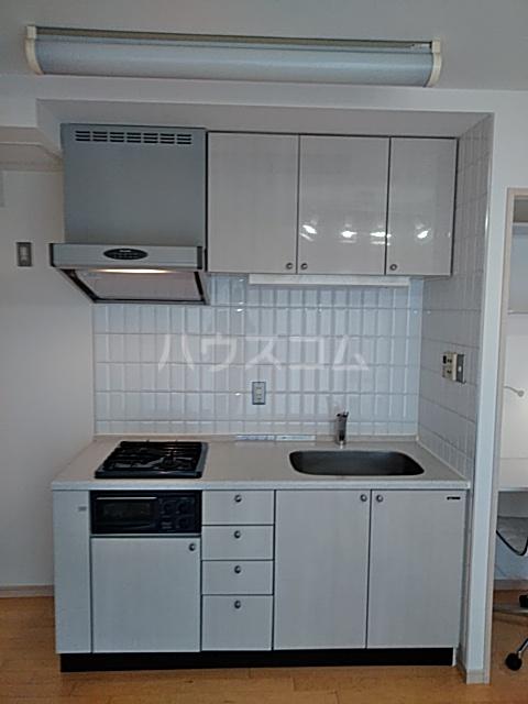 フィオーレ 401号室のキッチン