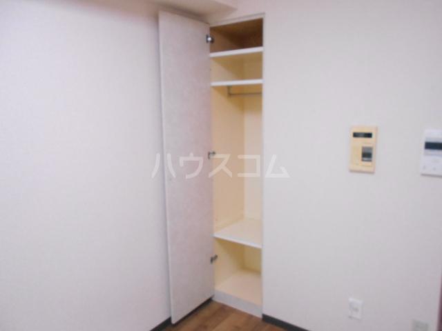 スカイコート駒沢公園 204号室の収納