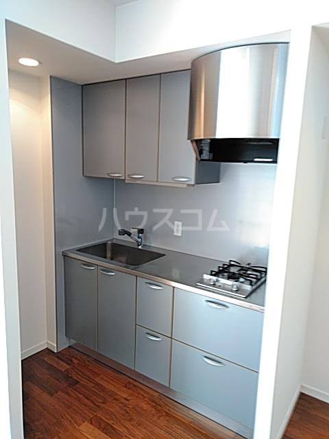 アパートメンツ駒沢大学 206号室のキッチン