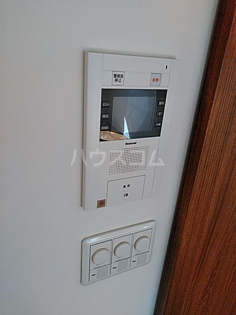 アパートメンツ駒沢大学 401号室のセキュリティ
