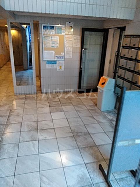 レジダンス・イン・三軒茶屋 405号室のロビー