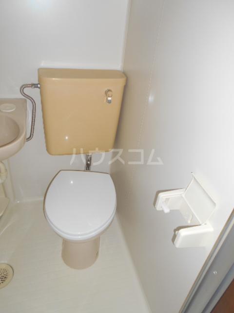 エクセル下馬Ⅴ 204号室のトイレ