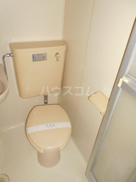 エクセル下馬Ⅲ 101号室のトイレ