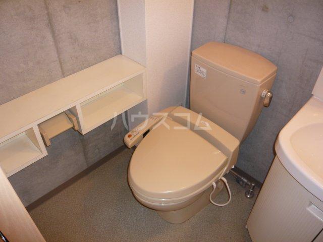 アルジオーネ池尻 106号室のトイレ