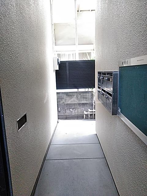 ハイツサンシャイン 102号室のロビー
