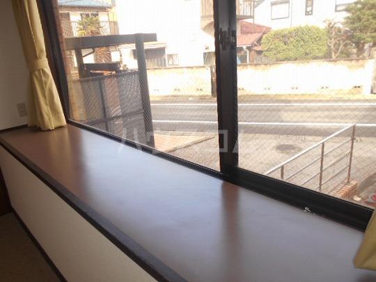 マンドレル下馬 101号室のバルコニー