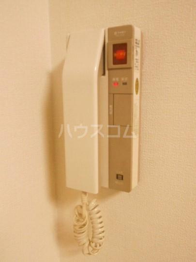 マンドレル下馬 101号室のセキュリティ