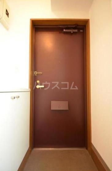 サンシティー東和 903号室の玄関