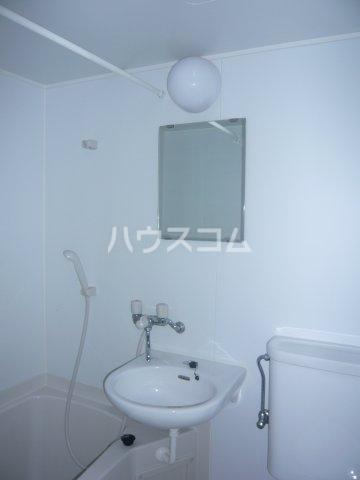 メゾン・ド・カナリ 306号室の洗面所