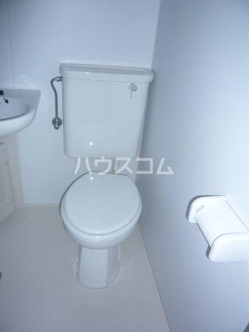 メゾン・ド・カナリ 306号室のトイレ