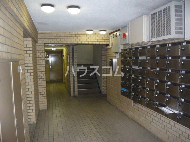 メゾン・ド・カナリ 306号室のロビー